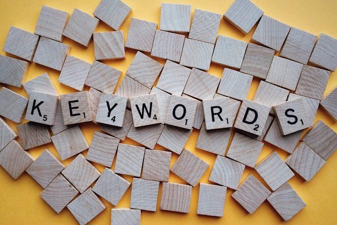 בחירה נכונה של מילות מפתח לאתר
