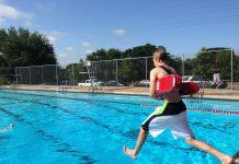 קריר, נעים ובטוח בבריכה